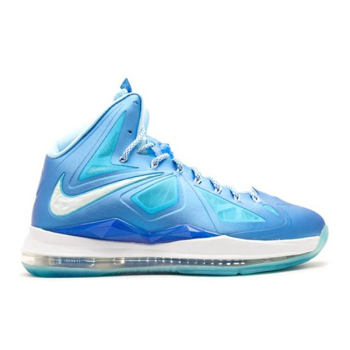 LeBron 10 'Blue Diamond Without Sport Pack'