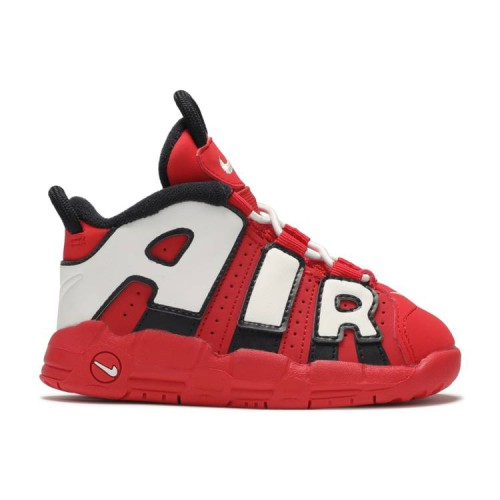 Air More Uptempo TD 'University Red'