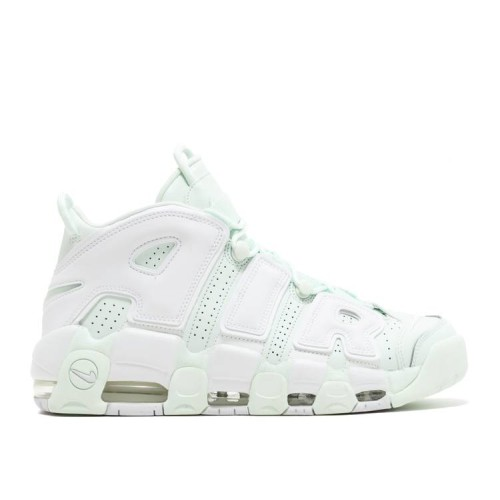 Wmns Air More Uptempo 'Barely Green'