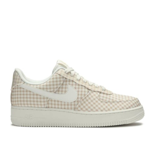 Wmns Air Force 1 Low QS 'Gingham Pack - Beige'