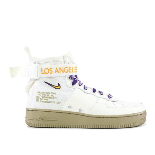 Wmns SF Air Force 1 Mid 'Los Angeles'