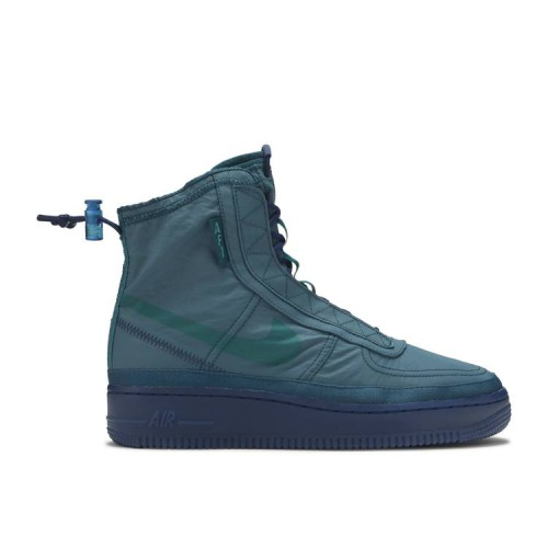 Wmns Air Force 1 High Shell 'Turqouise'