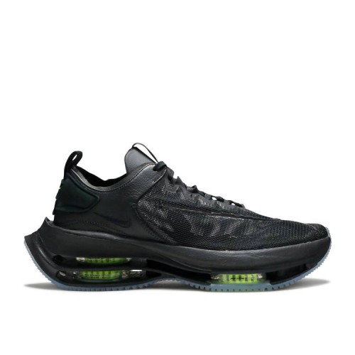 Wmns Zoom Double Stacked 'Volt Black'
