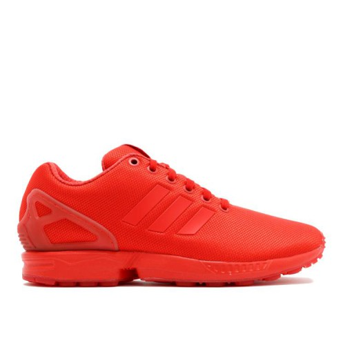 ZX Flux 'Red'