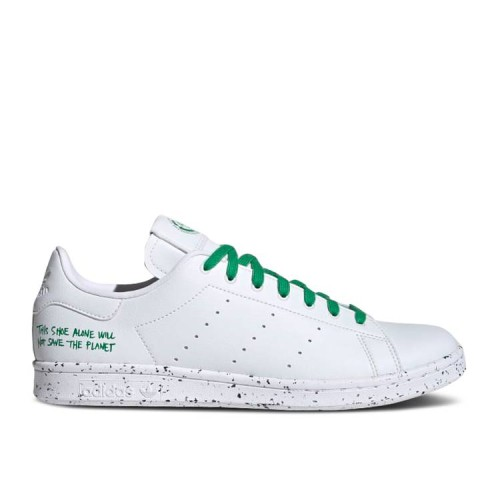 Stan Smith 'Clean Classics Collection - Cloud White Green'