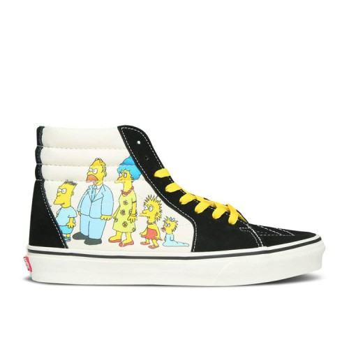 The Simpsons x Sk8-Hi 'Simpsons Family 1987-2020'