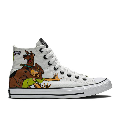 Scooby-Doo x Chuck Taylor All Star High 'The Gang and Villains'