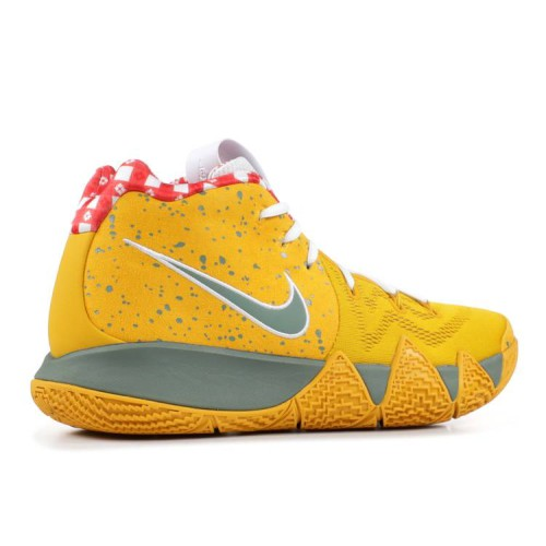 Kyrie 4 'Yellow Lobster'