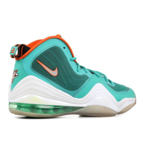 Air Penny 5 'Miami Dolphins'