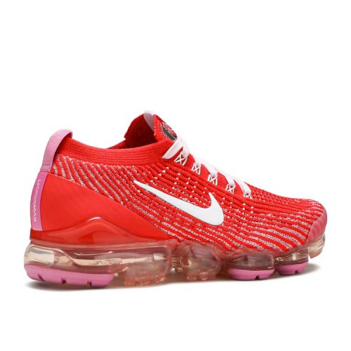 Wmns Air VaporMax Flyknit 3 'Track Red'