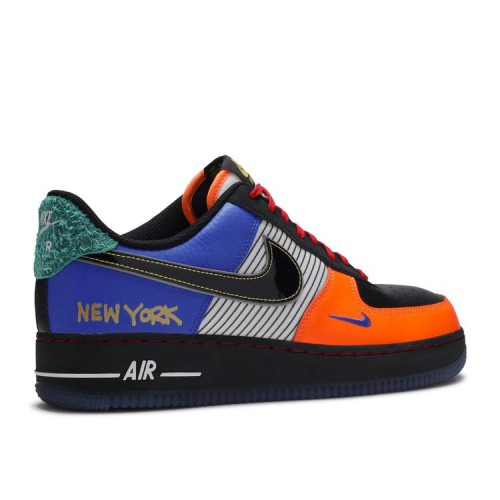Air Force 1 Low '07 'What The NYC'