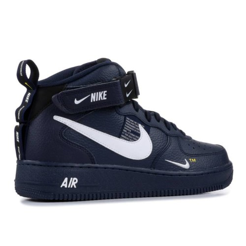 Air Force 1 '07 Mid LV8 'Navy'
