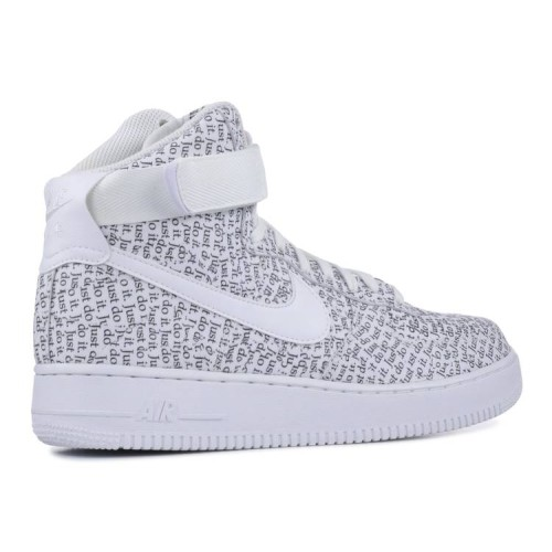 Air Force 1 High '07 LV8 'Just Do It'