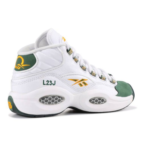 Packer Shoes x Question Mid 'For Player Use Only - LeBron James'