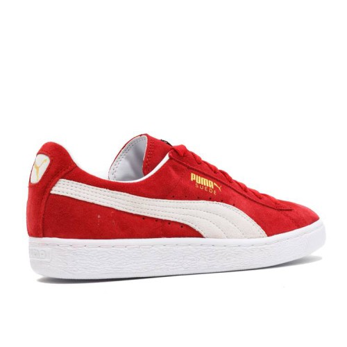 Suede Classic 'Red'