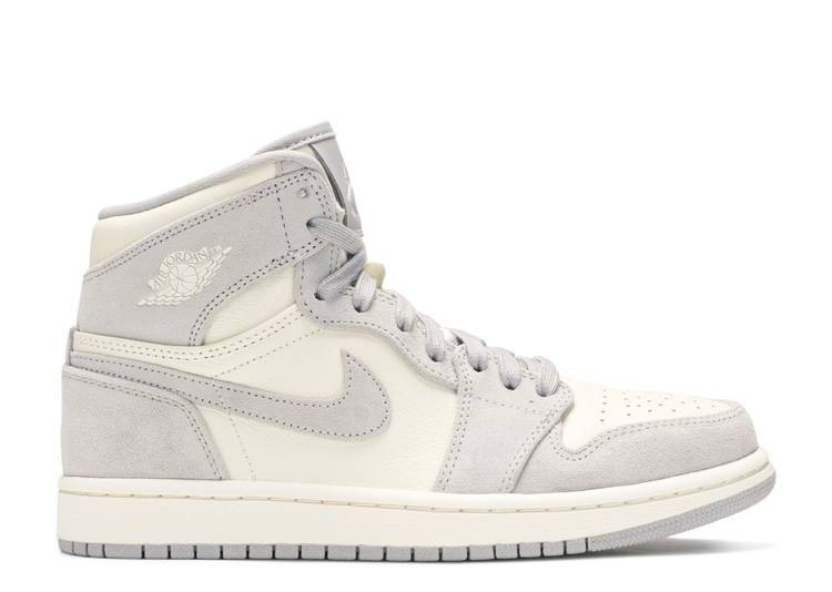 Wmns Air Jordan 1 High Premium 'Atmosphere Grey'