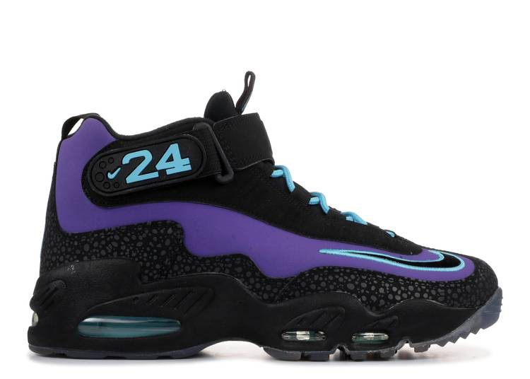 Air Griffey Max 1 'Purple Venom'